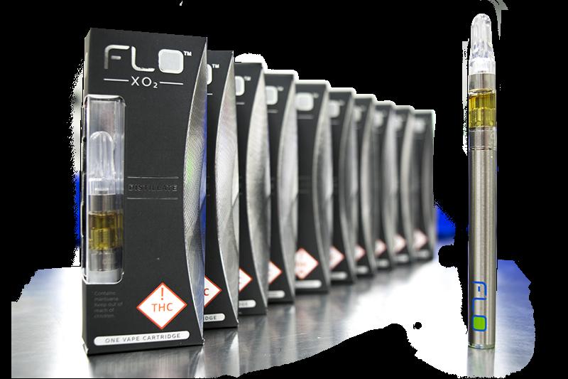 Flo Distillate Cartridges